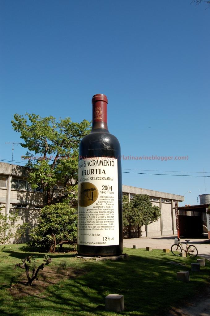 Kick back with a bottle of wine at bodega Irurtia in Uruguay's Carmelo region.
