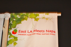 Wines from Mexican-American winemakers were featured at this year's East LA Meets Napa food and wine celebration.