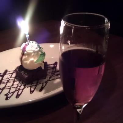 Forget the brownie. Nothing says 'happy birthday' like a glass of Tokaji.