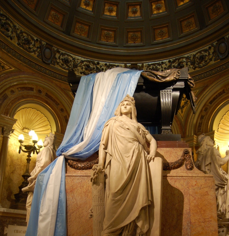 Scenes from a Cathedral: The main cathedral in Buenos Aires, former home of Pope Francis I.