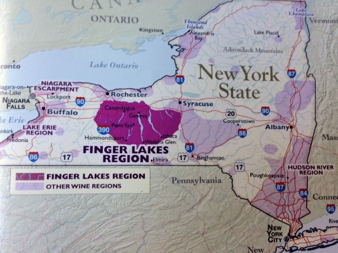 Riesling FLX Map